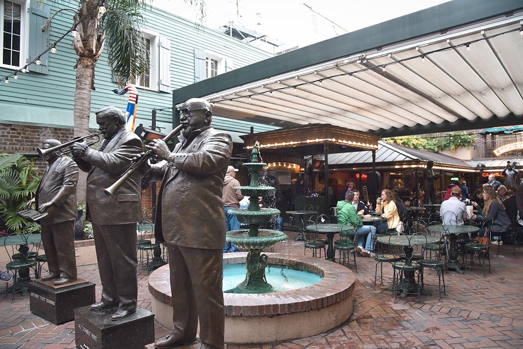 Visiter le Vieux Carré, le quartier français de la Nouvelle Orléans