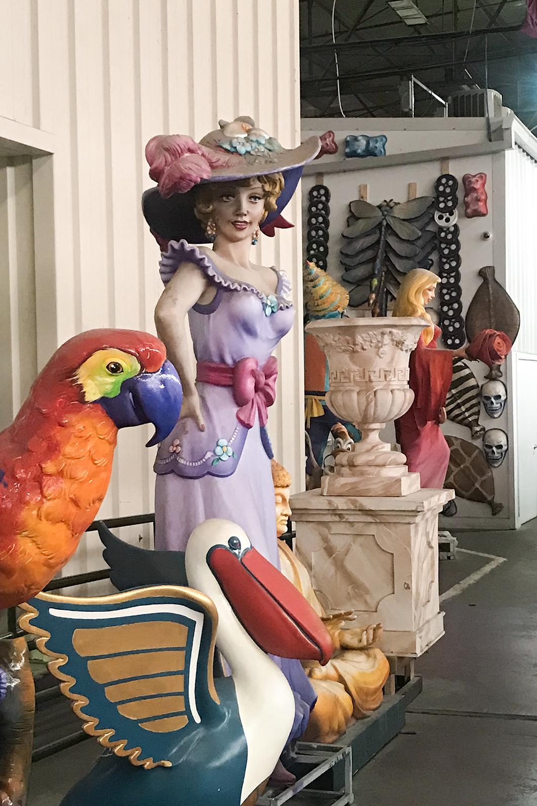 Le carnaval aux Kern Studios