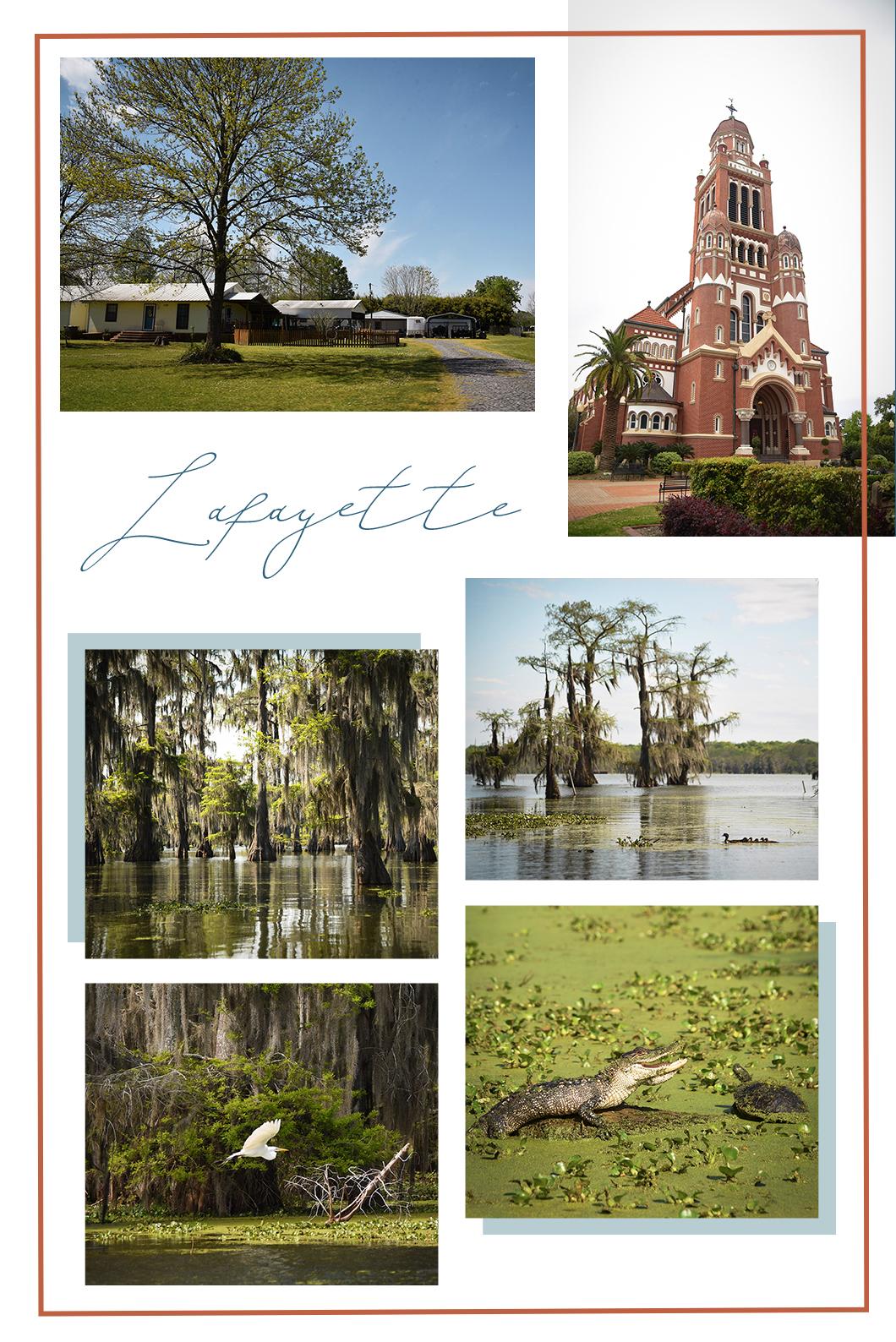 Visiter Lafayette en Louisiane
