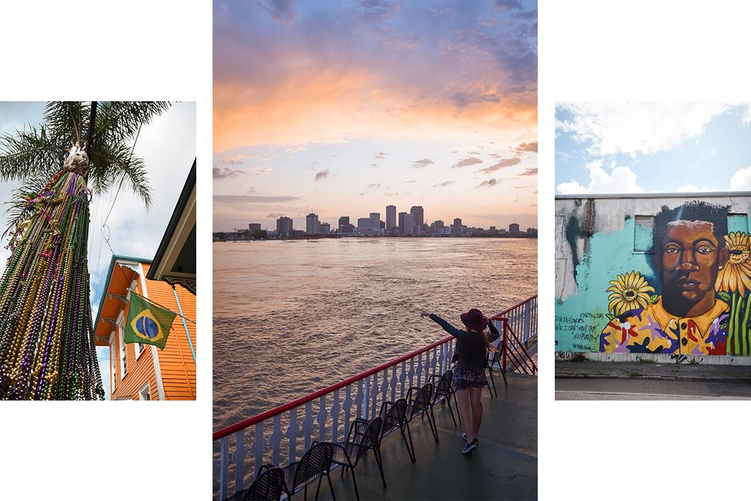 Activités à la Nouvelle Orléans