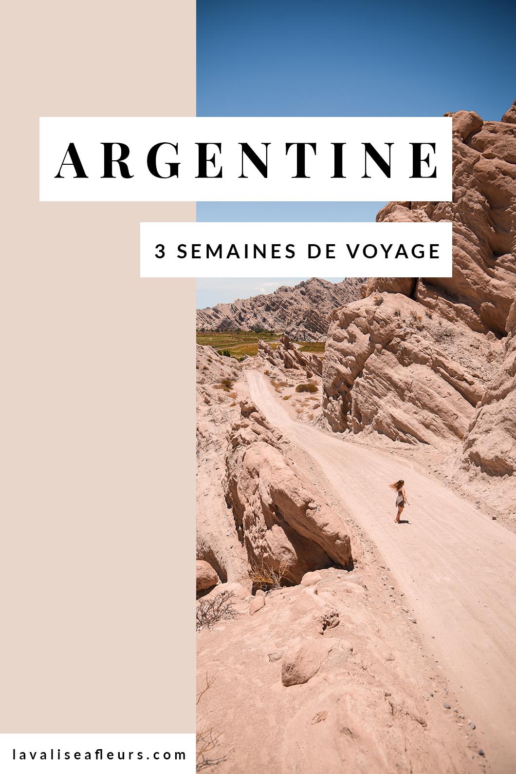 Argentine, 3 semaines de voyage