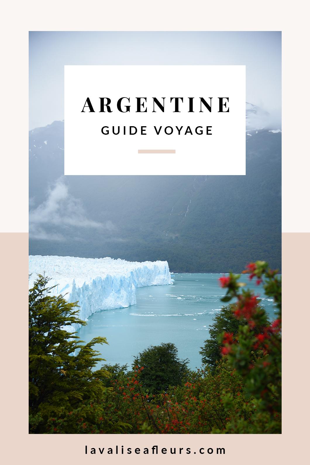 Guide voyage en Argentine