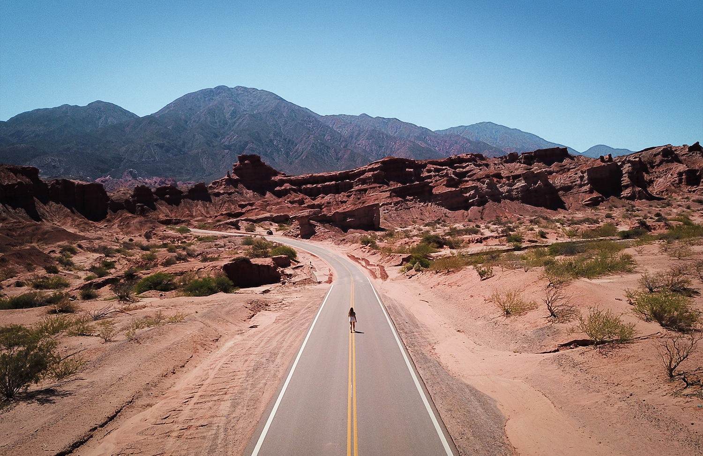 Itinéraire d'un voyage de 3 semaines en Argentine