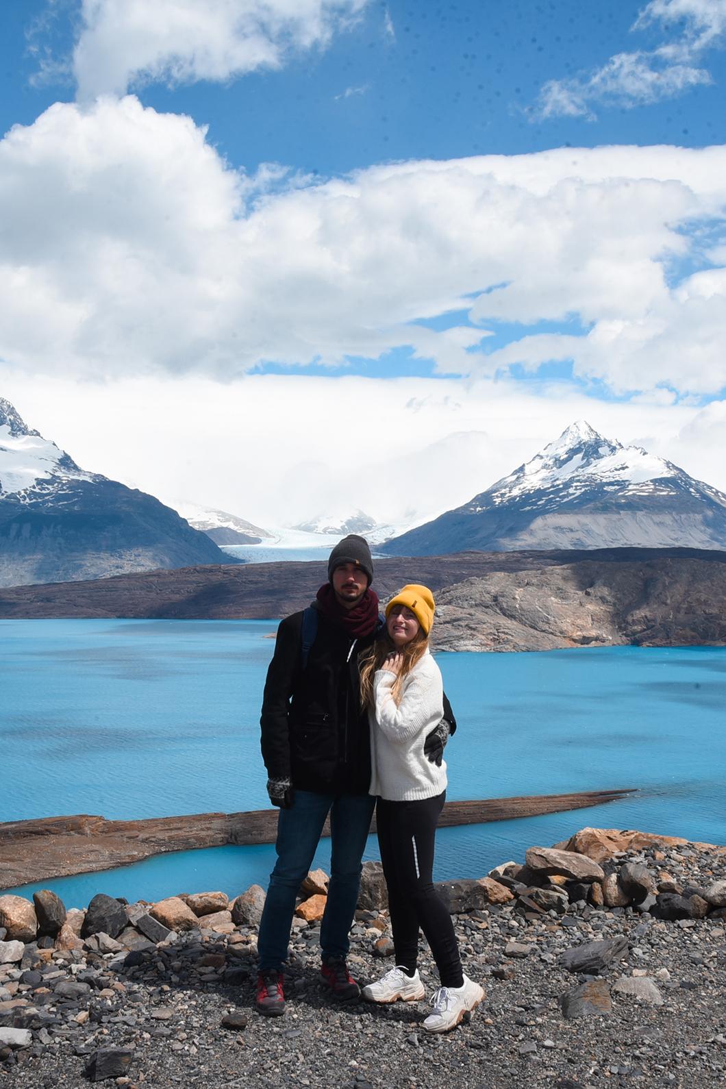 Randonnée à l'Estancia Cristina en Patagonie Argentine