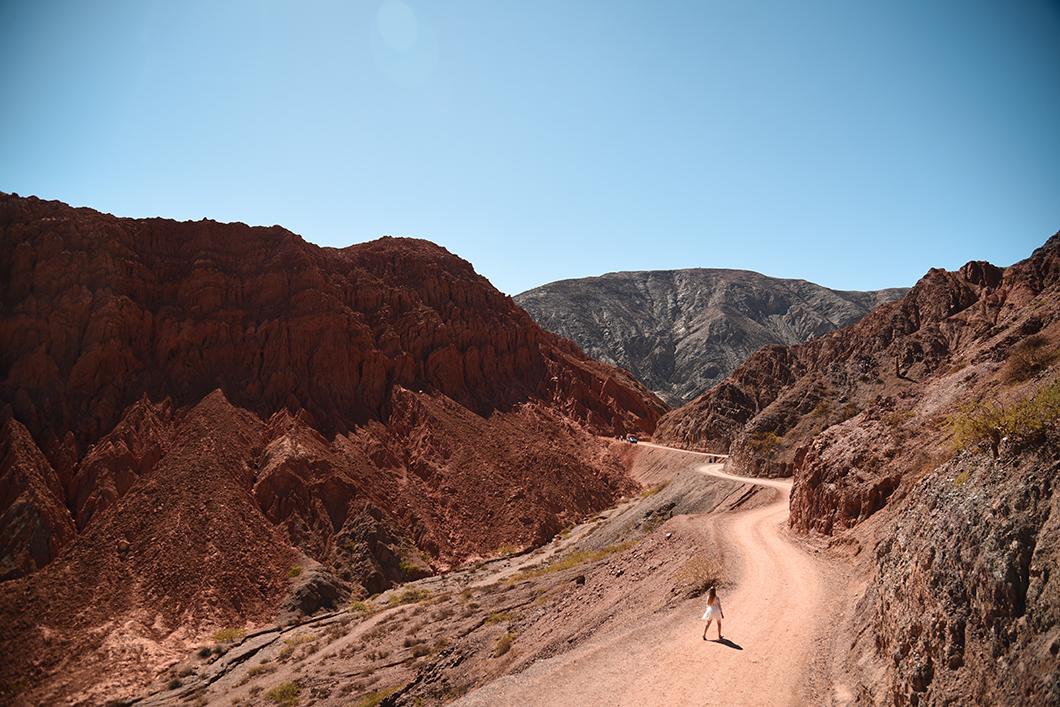 Roadtrip de Purmamarka à Humahuaca