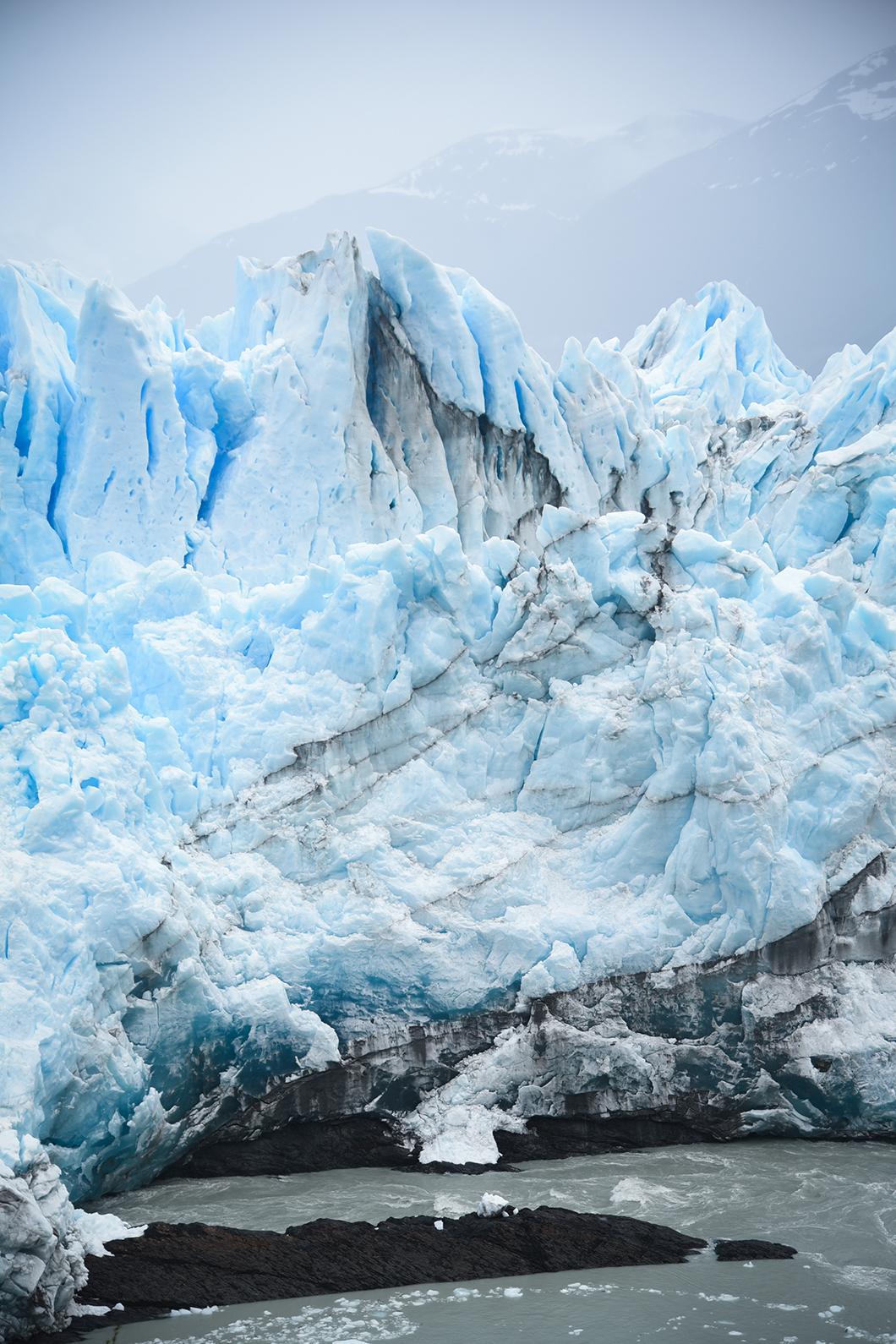 Les glaciers d'Argentine