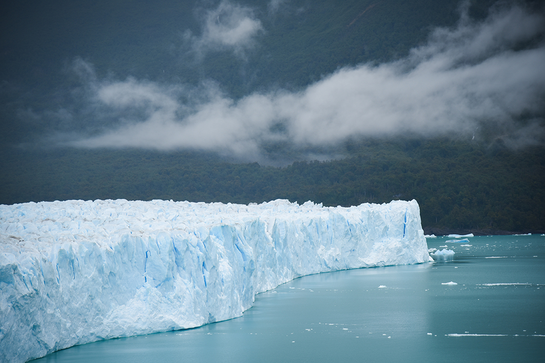 Vue sur le Perito Moreno