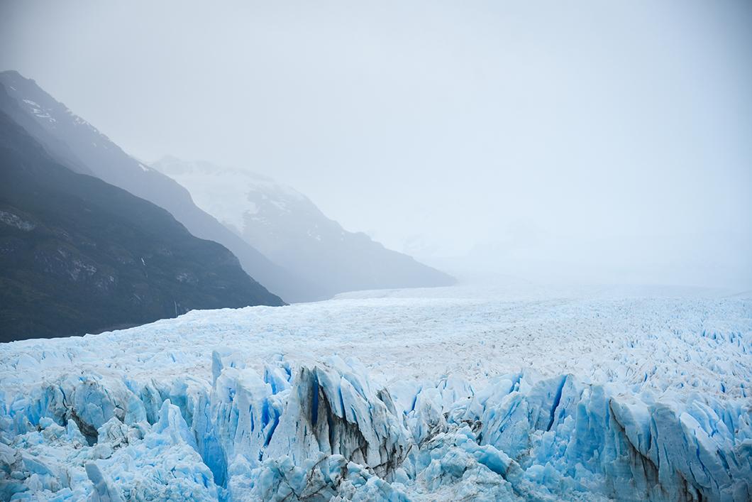 Balade au Perito Moreno en Patagonie