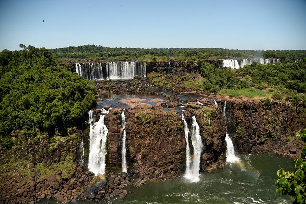 Randonnées aux Chutes d'Iguazu