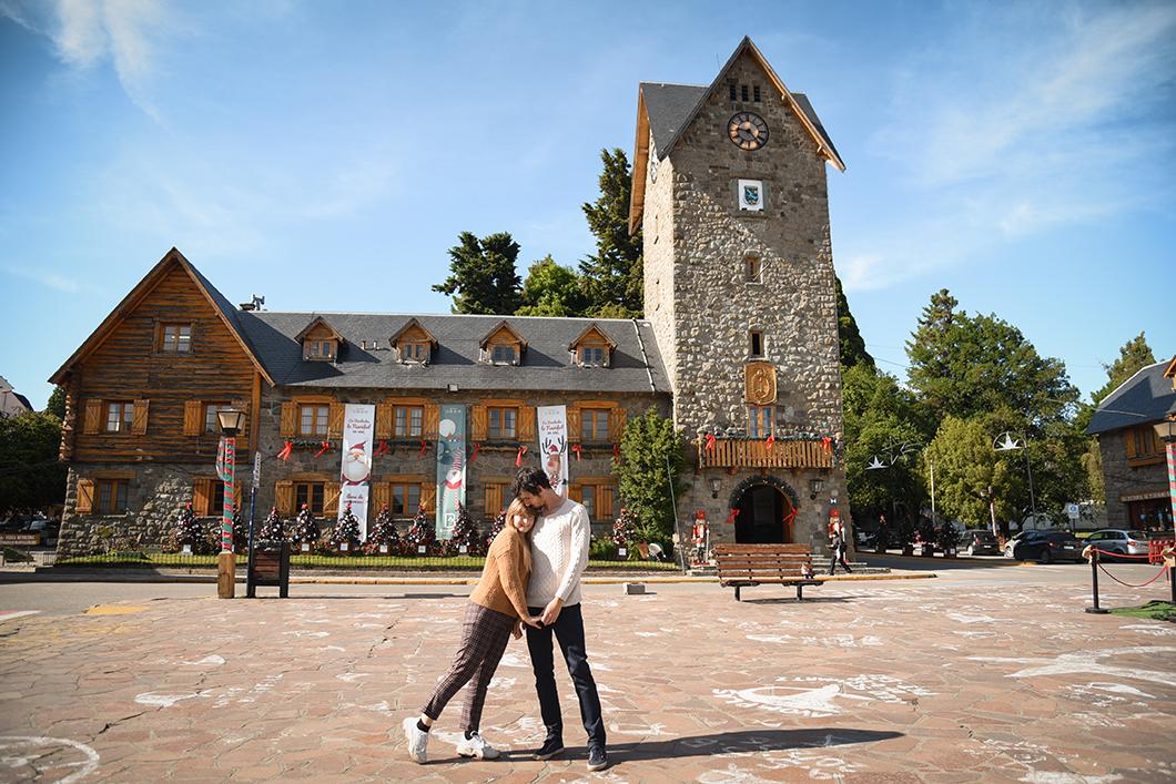Visite de Bariloche, la Suisse Argentine