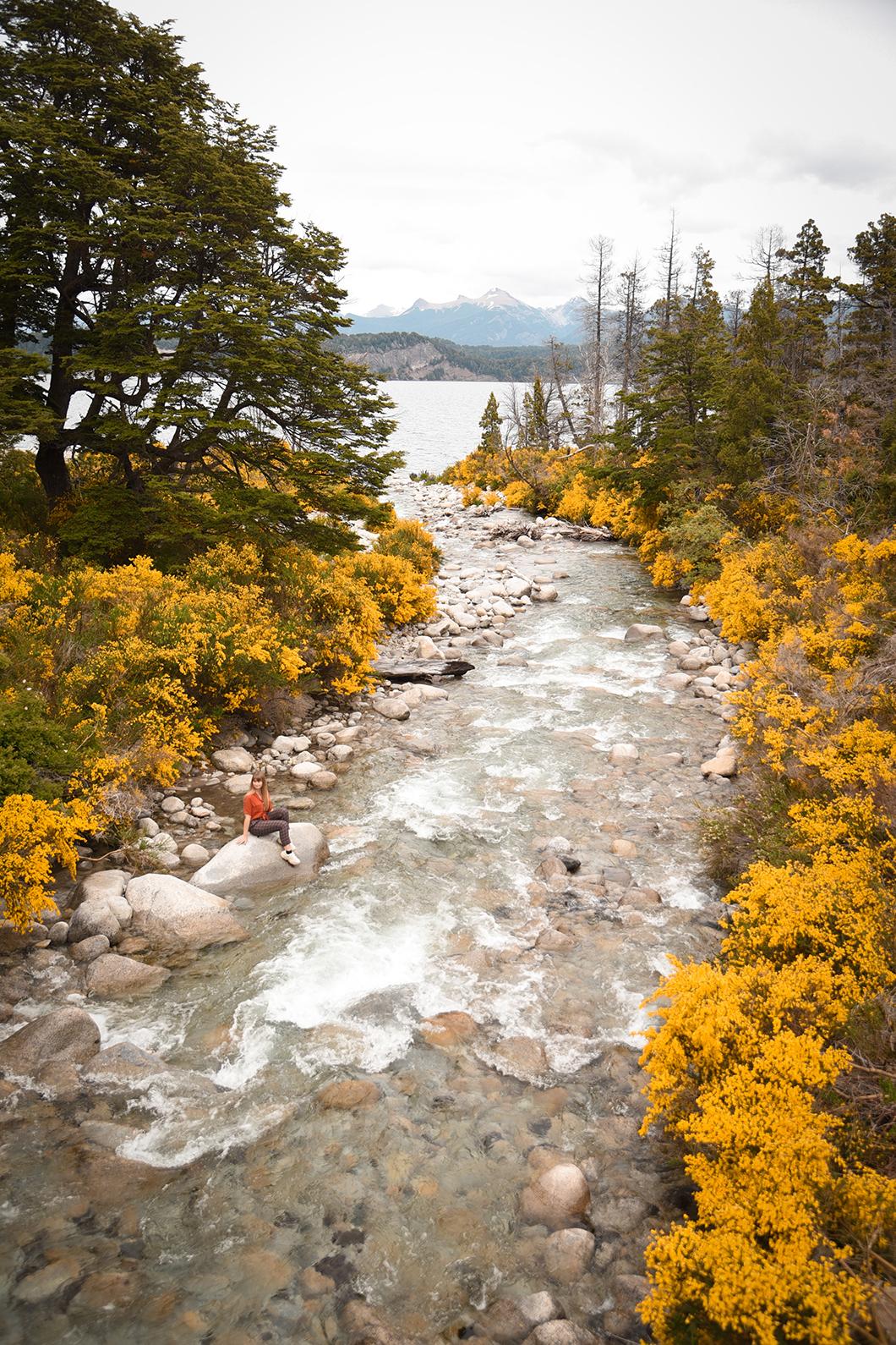 Voyage à Bariloche en Argentine