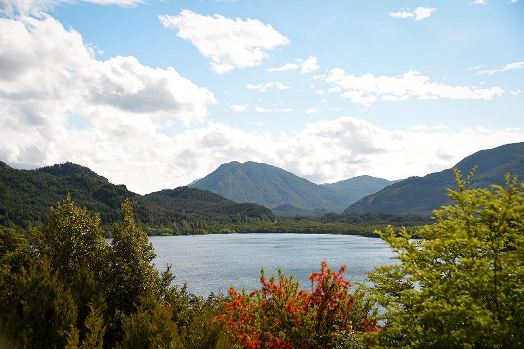 Les lacs de Bariloche en décembre