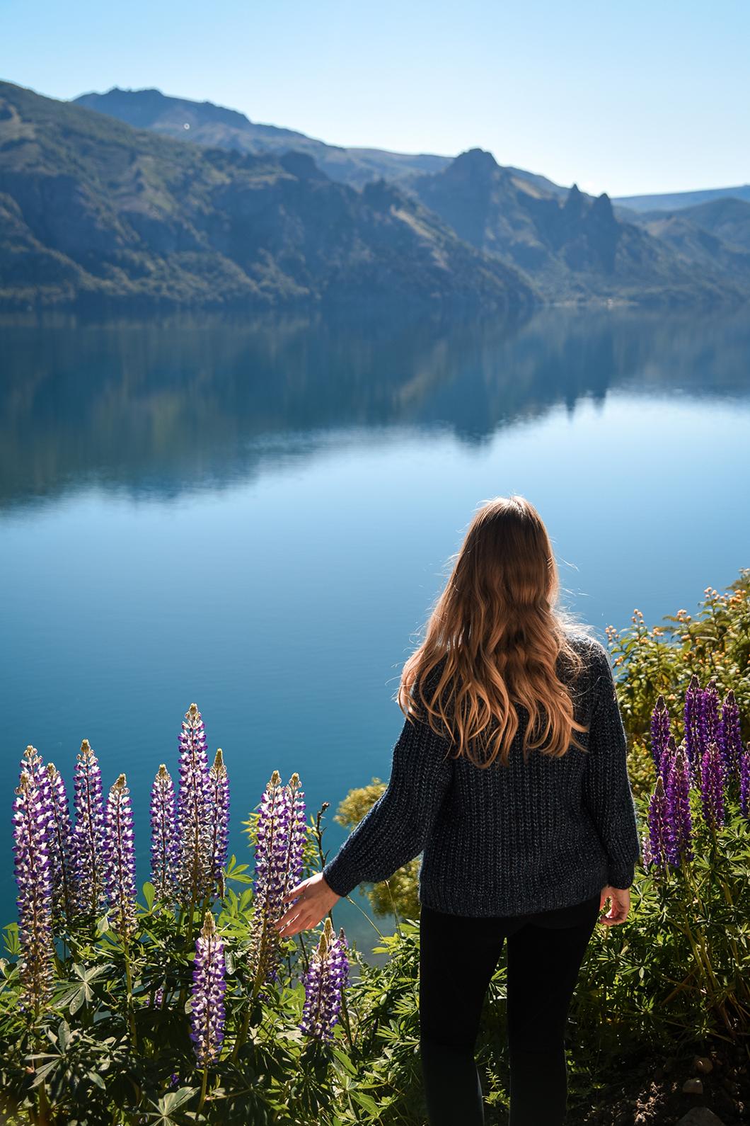 Les beaux points de vue sur les lacs de Bariloche