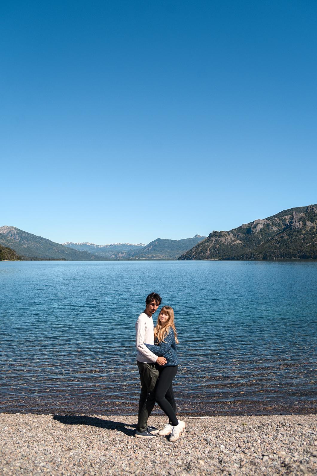 Les petites plages de Bariloche