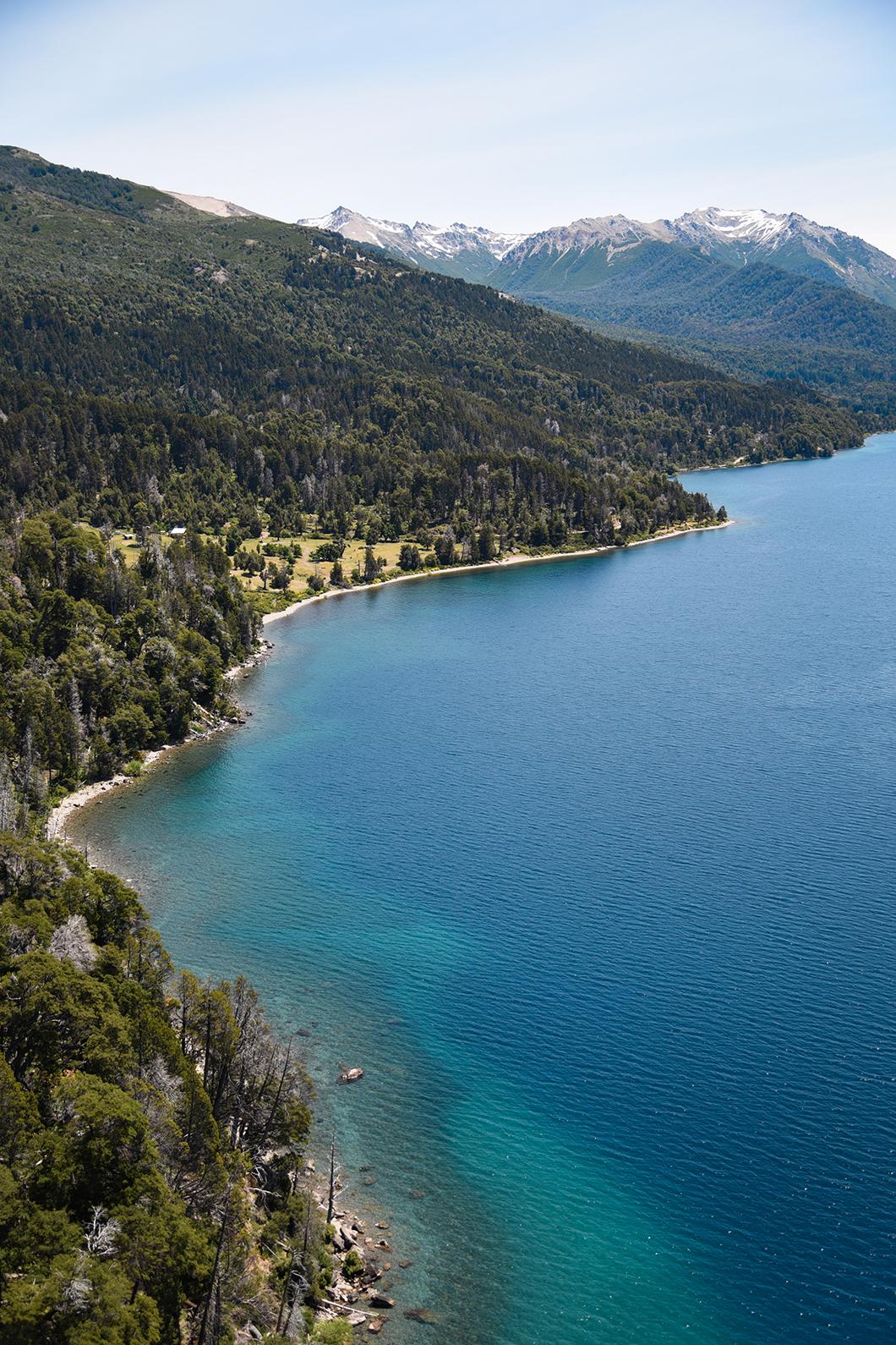Les plus beaux de points de vue de Bariloche