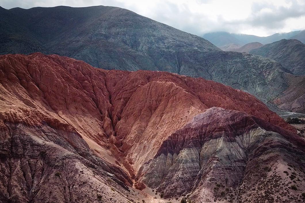 Purmamarca et la colline aux 7 couleurs