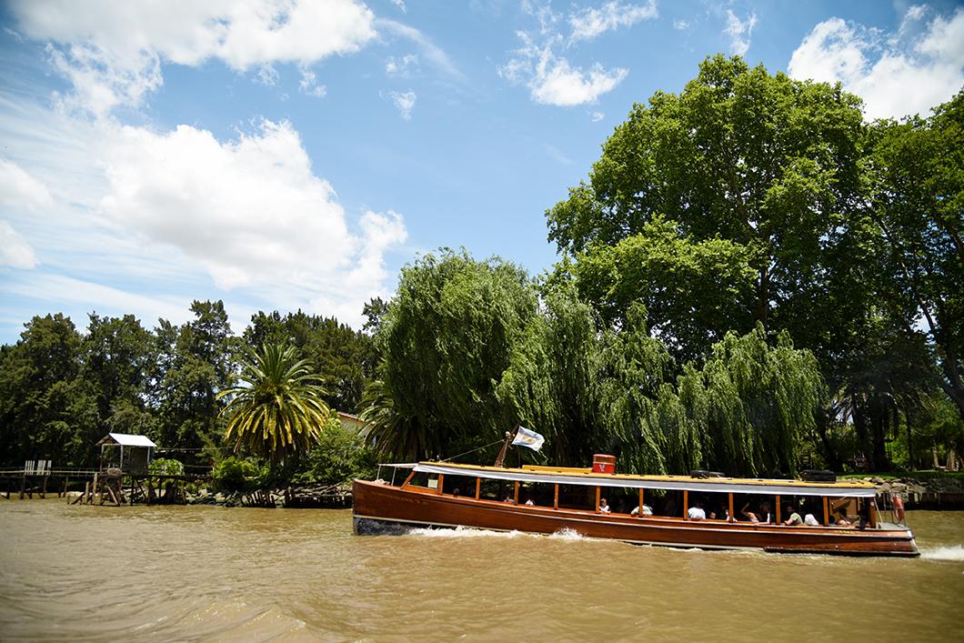 Visiter Tigre, la ville sur l'eau près de Buenos Aires