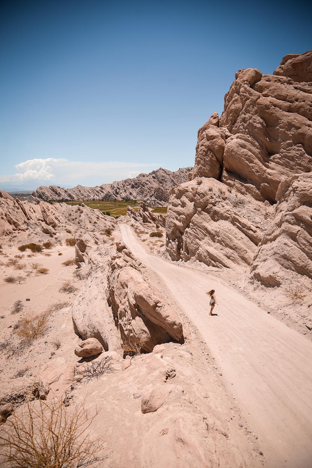 Roadtrip en Argentine, Quebrada de las Flechas