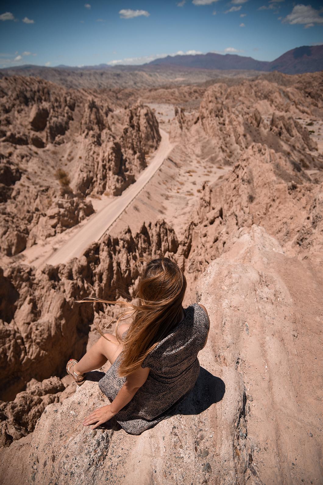 Quebrada de las Flechas près de Salta