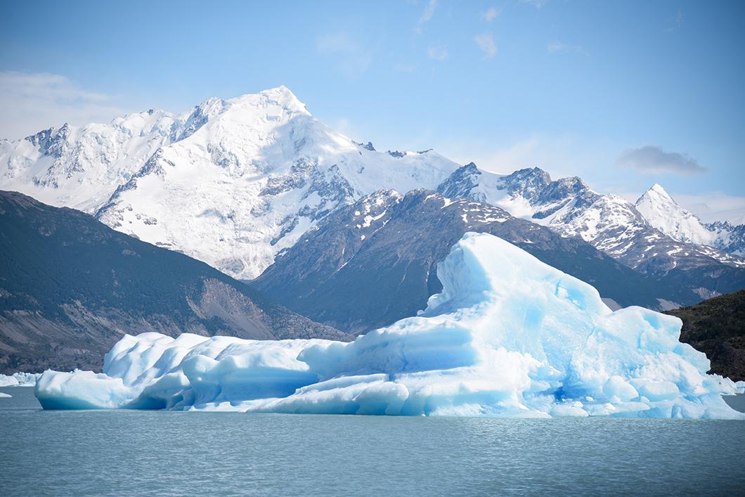 Découvrir les glacier en Patagonie Argentine