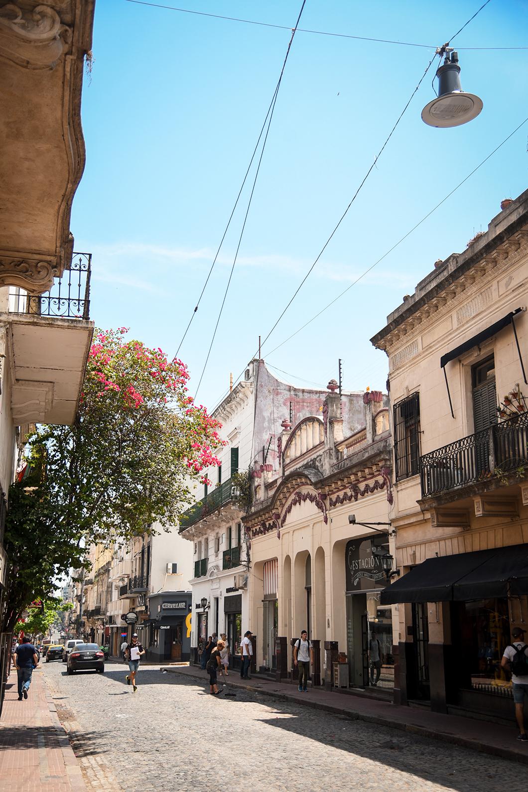 San Telmo, le quartier bohème