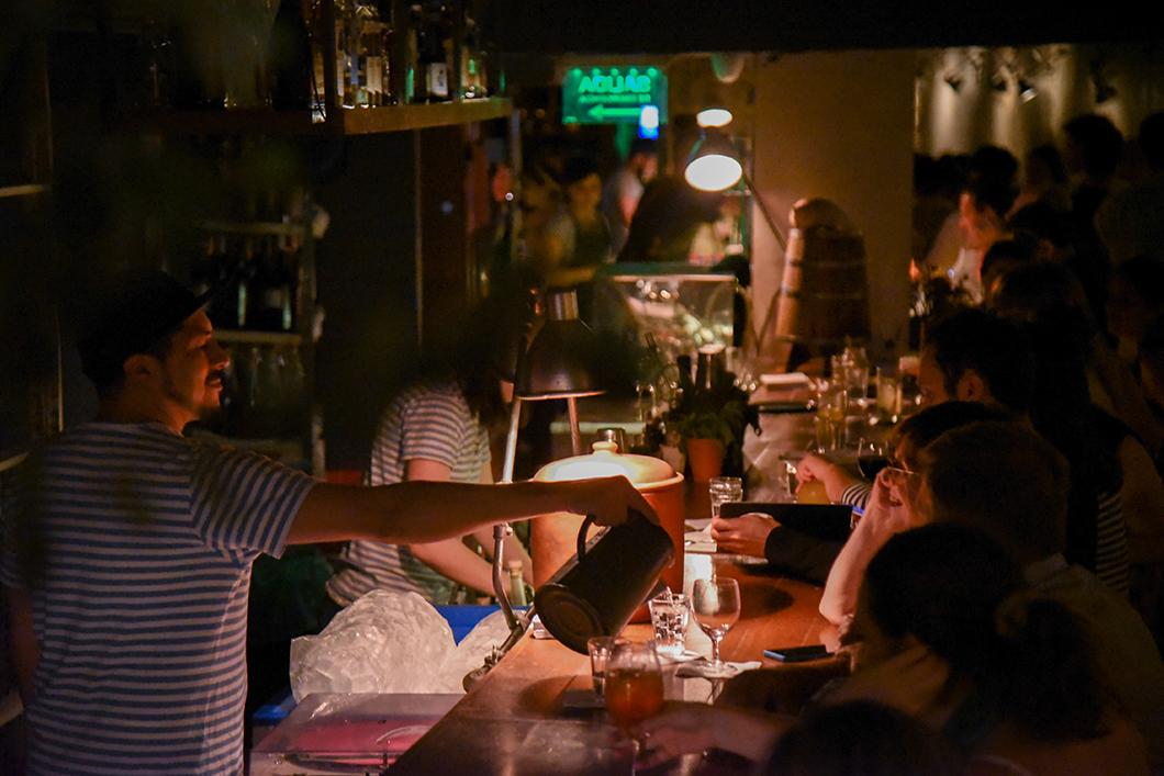 Florería Atlántico, speakeasy à Buenos Aires