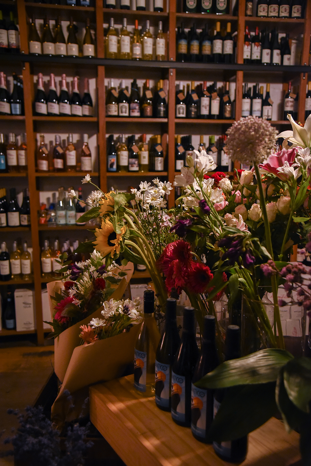 Bar caché sous un fleuriste à Buenos Aires