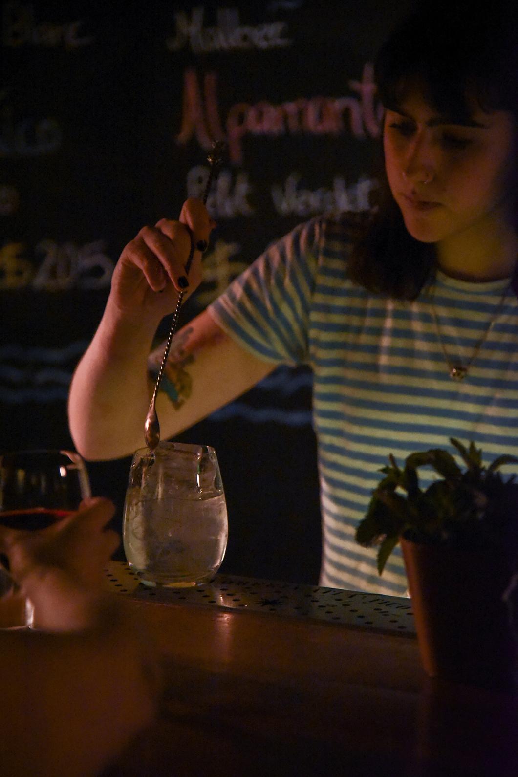 Florería Atlántico, meilleur bar caché de Buenos Aires
