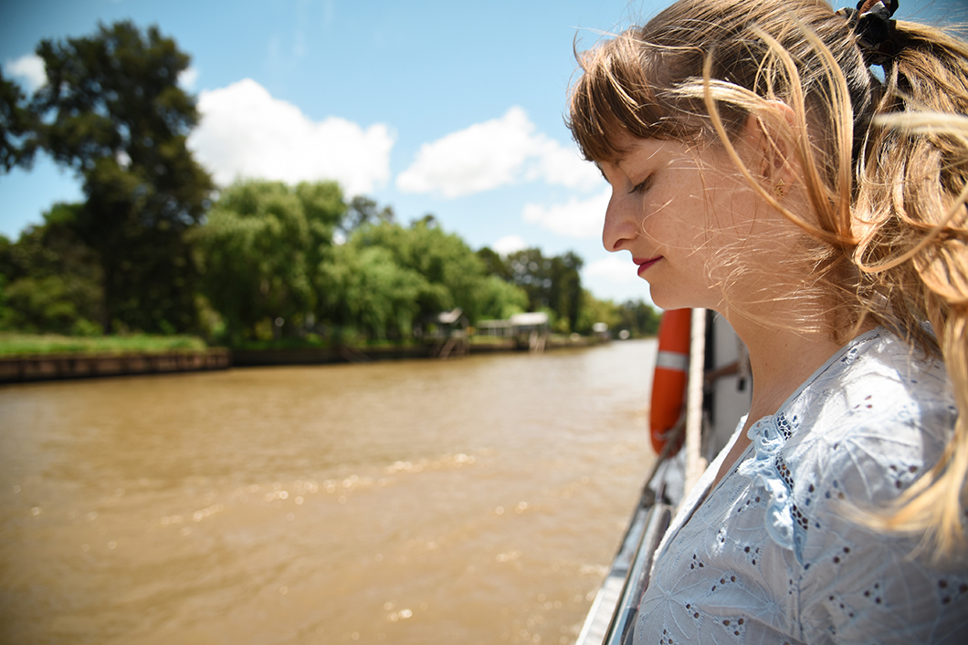 Tour en bateau à Tigre