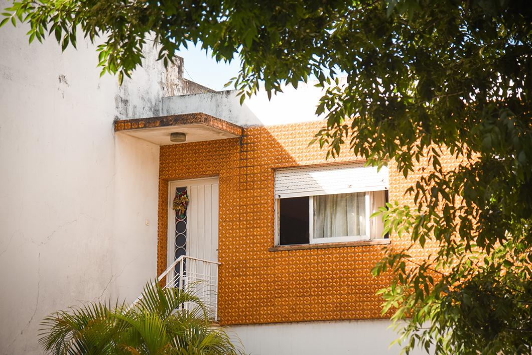 Les jolies maisons de Palermo