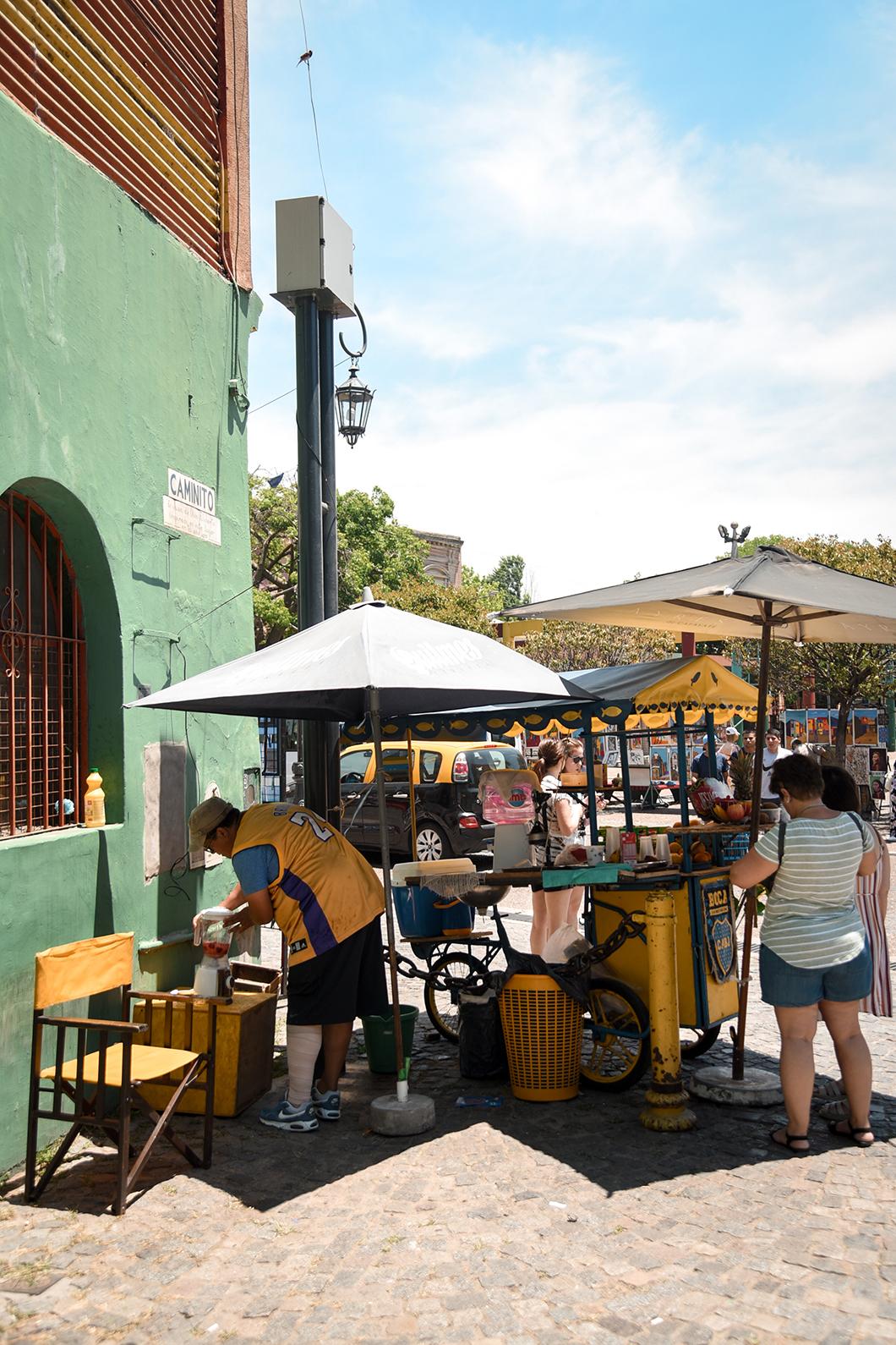 Découvrir la Boca à Buenos Aires