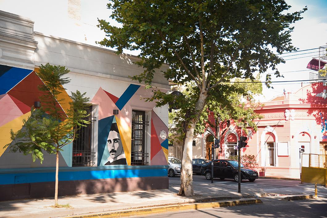 Découvrir le street art de Palermo