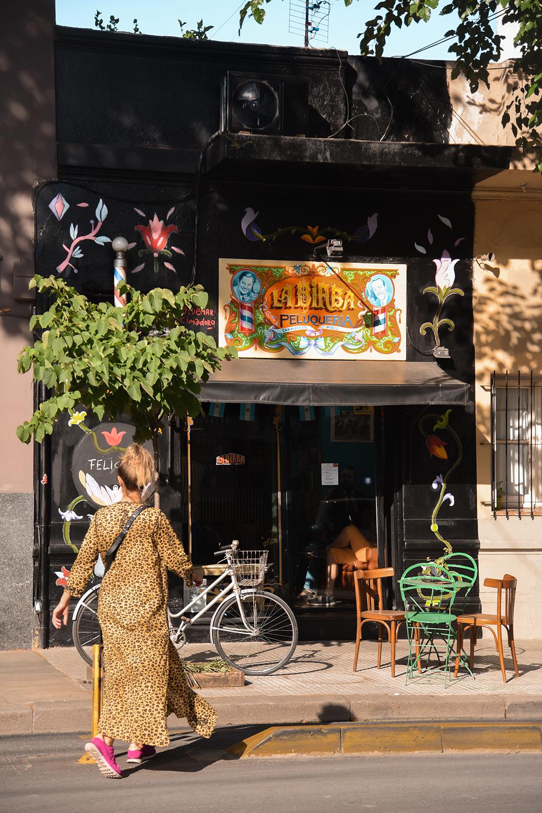 Palermo Soho et ses cafés tendances