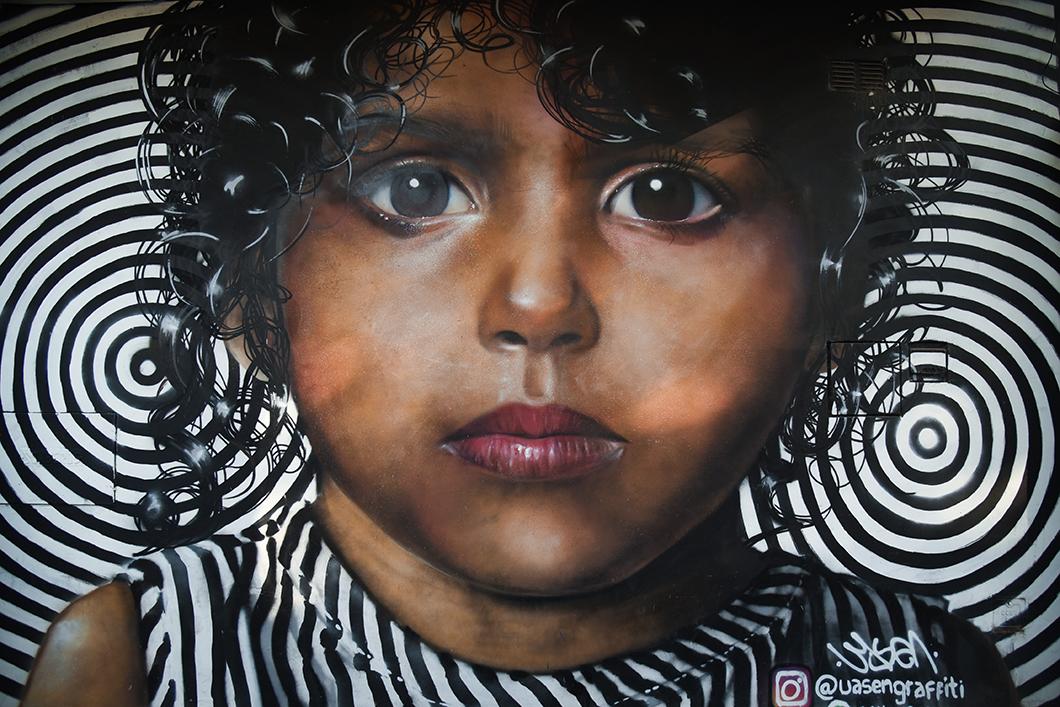 Les plus beaux street art de Palermo à Buenos AIres