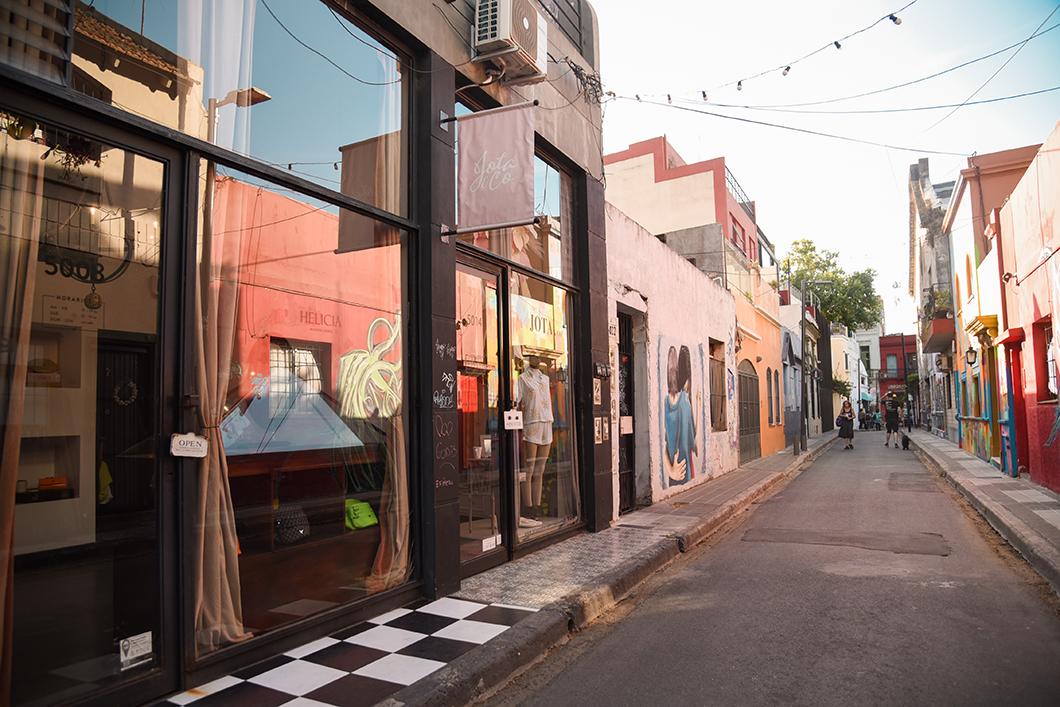 Palermo, quartier coup de coeur à Buenos Aires