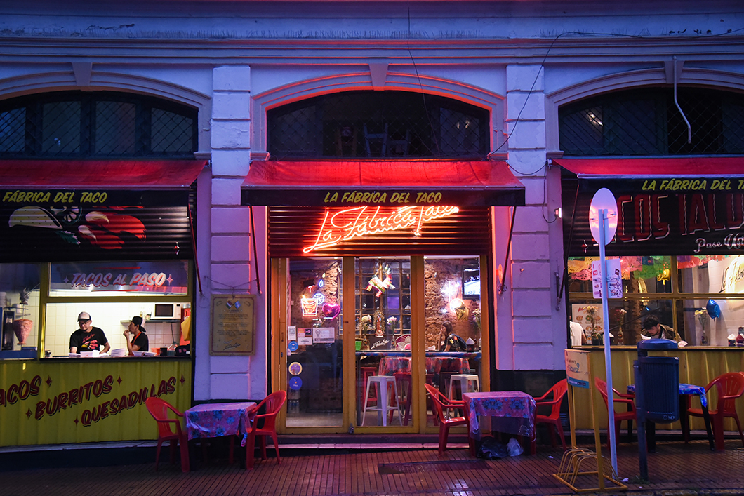 Restaurants du marché de San Telmo