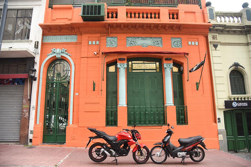 San Telmo, quartier des antiquaires à Buenos Aires