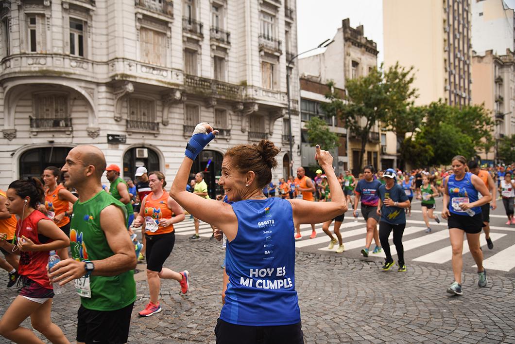 Marathon à San Telmo
