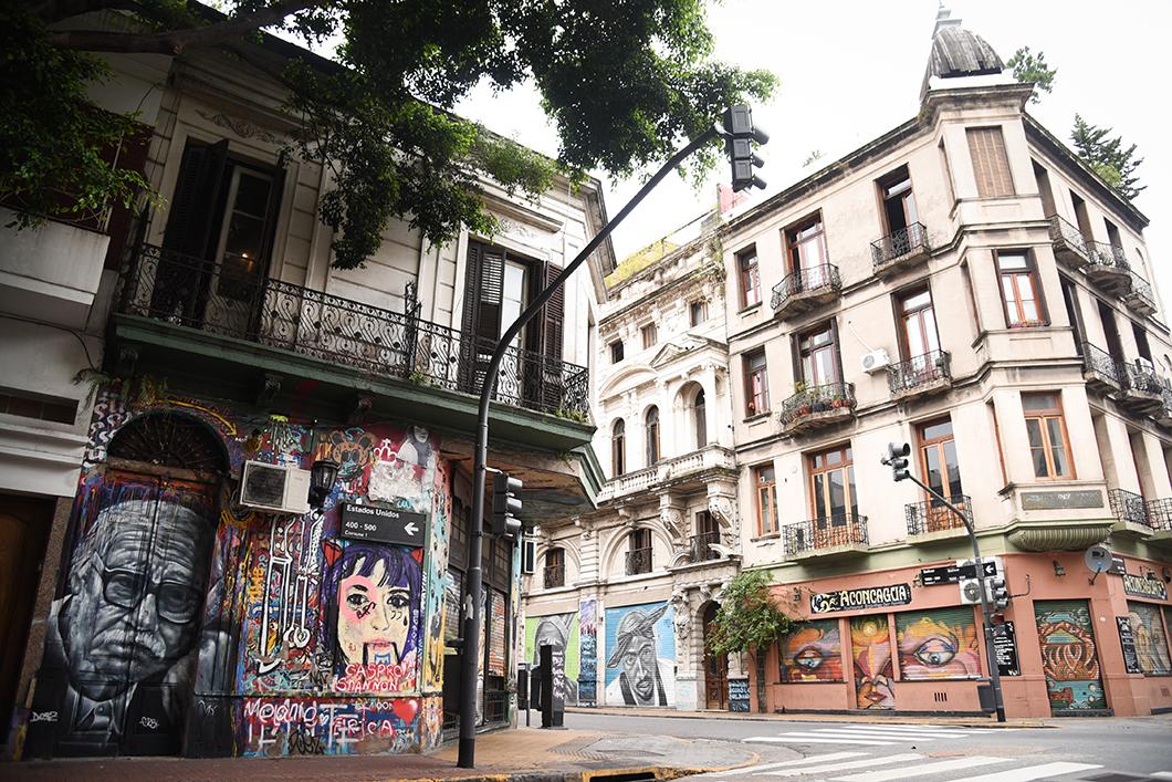 Visiter le quartier bohème de San Telmo à Buenos Aires