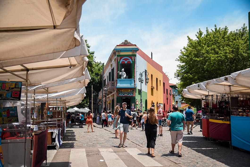 La Boca, quartier incontournables de Buenos Aires