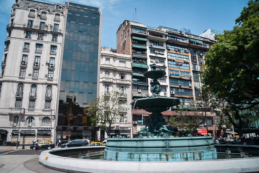 Découvrir le Microcentro de Buenos Aires