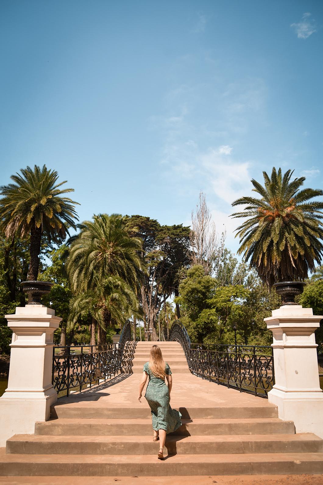 Bosques de Palermo à Buenos Aires