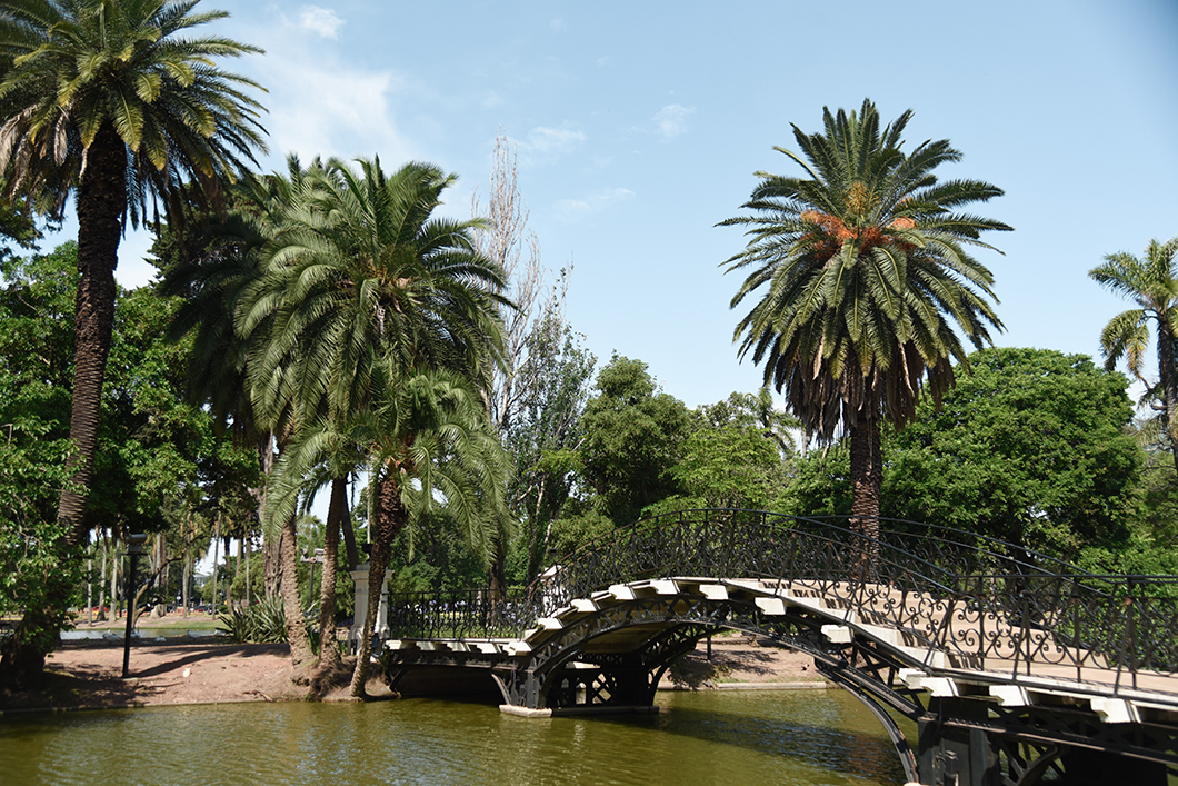 Balade au Bosques de Palermo