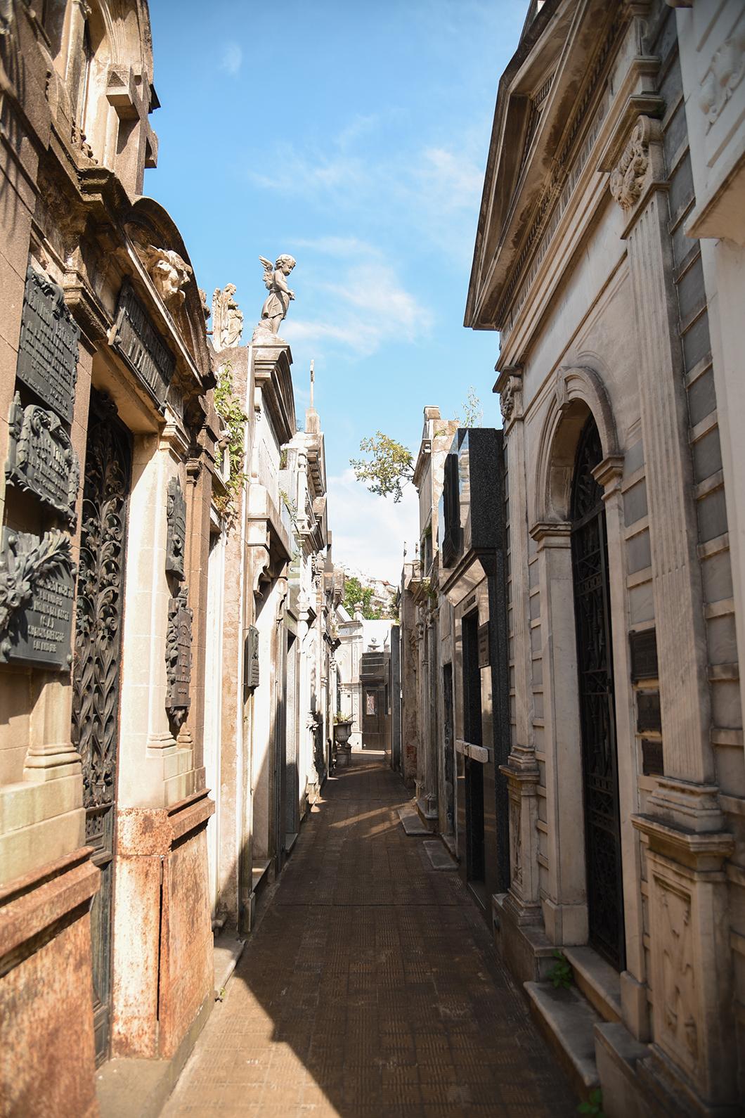 Cimetière de la La Recoleta, le plus beau Cimetière de Buenos Aires