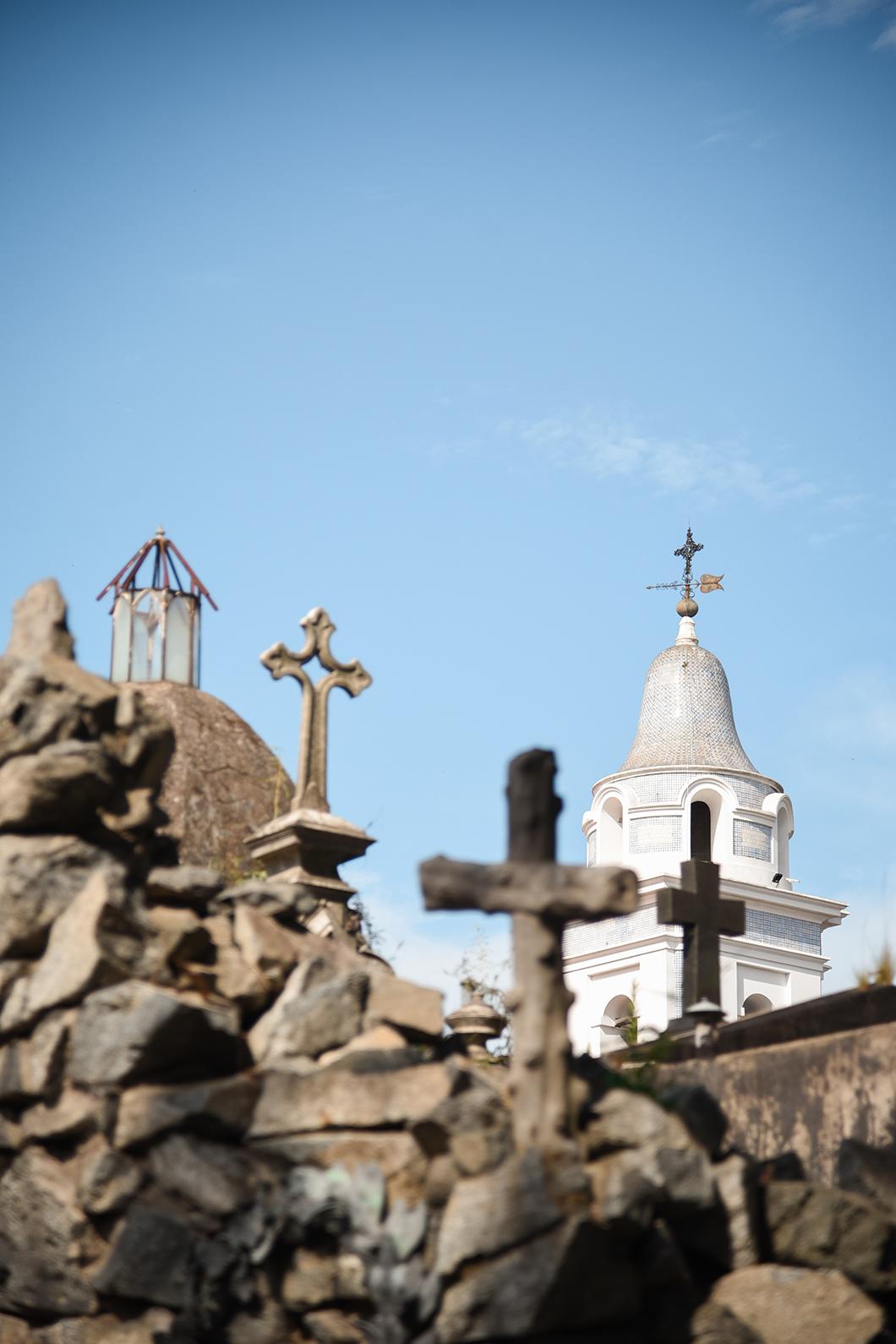 Le Cimetière de la La Recoleta et la tombe de Eva Peron