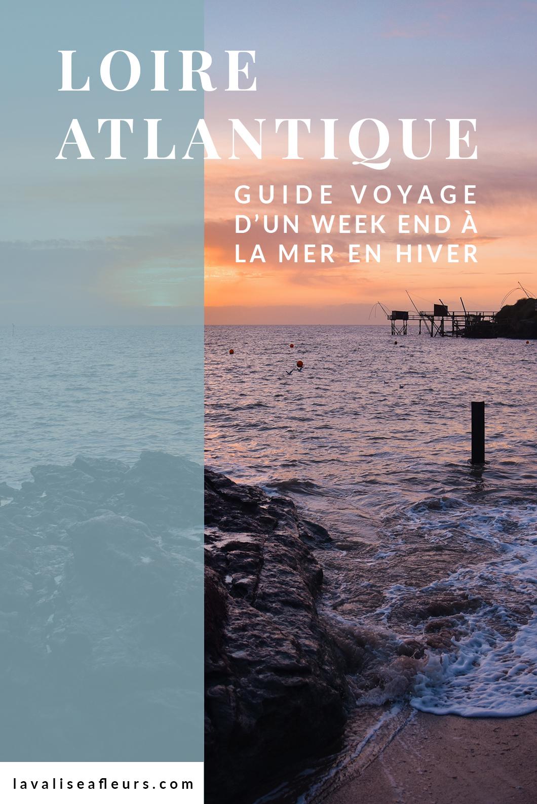 Guide voyage d'un week end à la mer en hiver