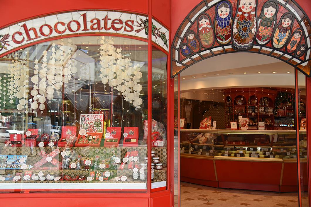 Chocolaterie Mamuschka à Bariloche