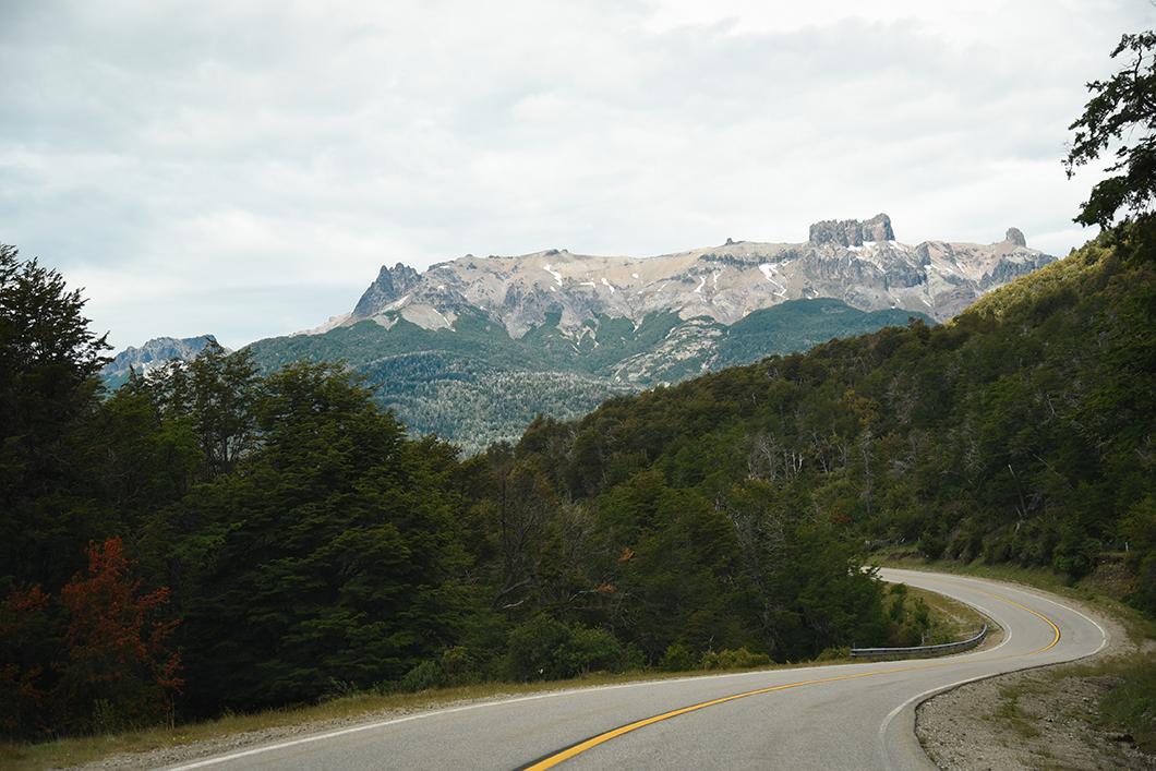 Roadtrip sur la route 40 à Bariloche