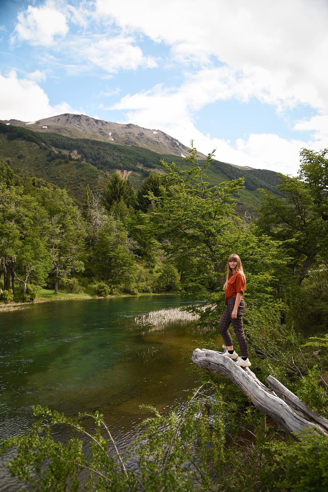 La route des 7 Lacs à Bariloche