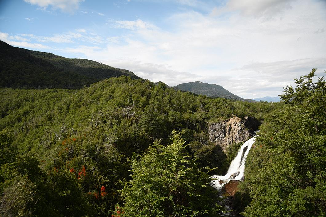 La Cascada Vuliñanco